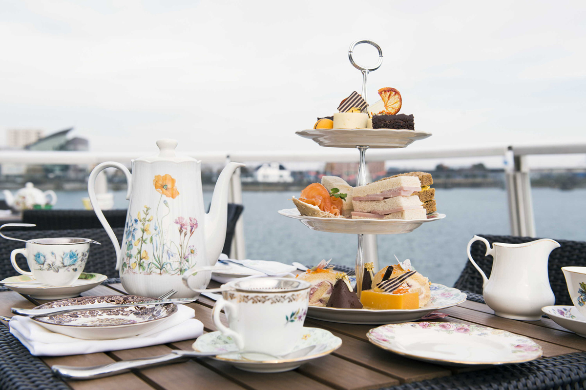 Afternoon-Tea-at-St-David's-Hotel