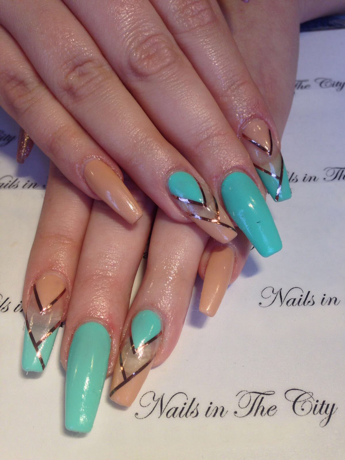 Having recently moved to a larger premises the talented staff inside Nails in the City are able to provide many additional services that your average nail ...