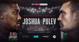 Joshua Clashes With Pulev In Cardiff