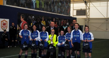 Cardiff City FC Launches Schools Tournament