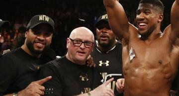 Anthony Joshua Lands New World Title