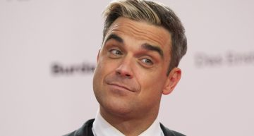 Robbie Williams Tickets On Sale!