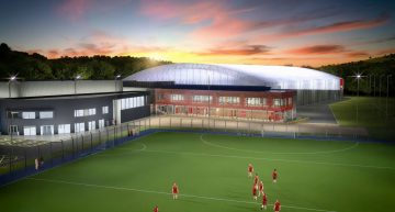 New Sports Park To Provide First Class Facilities For University