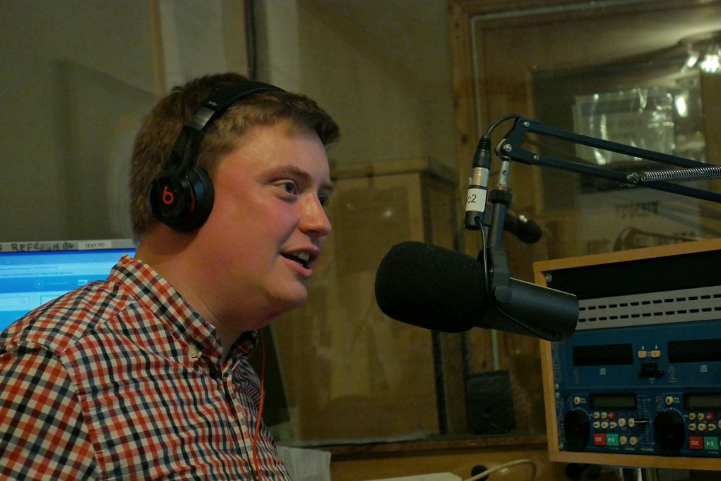 Chris O'Brien, OB's Saturday Sport Show