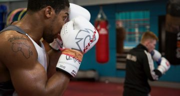 4 Week Countdown: Joshua V Pulev