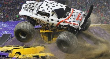Get Into Gear For Monster Jam® 2018