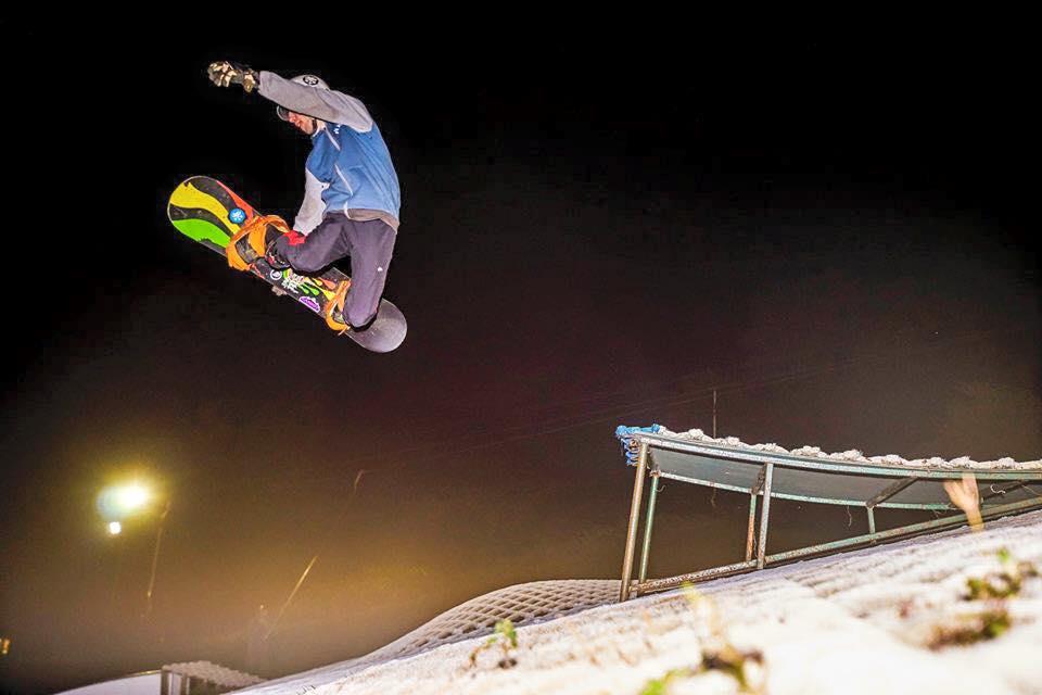 snowboarder 4