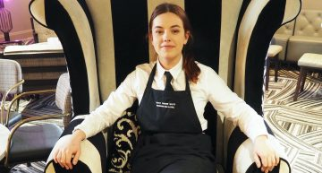 Cardiff Restaurant Lauds Female Staff For International Women's Day