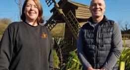 Cardiff's Dutch Garden Centre Delivers