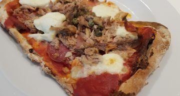 Yeast Free Home Made Pizza Recipe