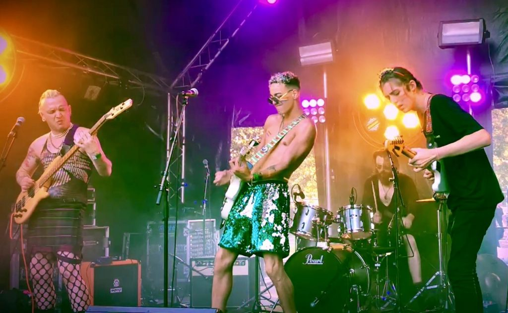 Black-Elvis-Music-Life-City Life Cardiff