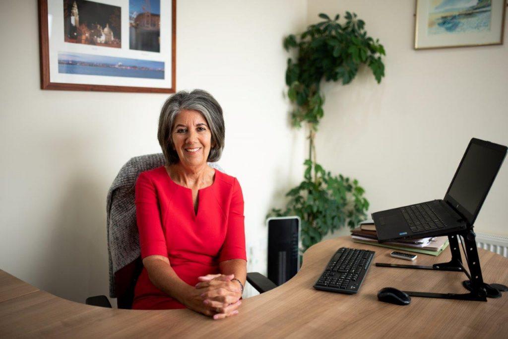 Gina Dixon Watkin Davies City Life Cardiff