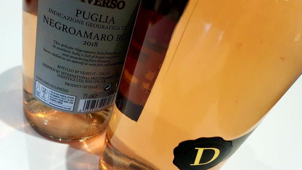 Vale Life Diverso Puglia Rose Wine 3