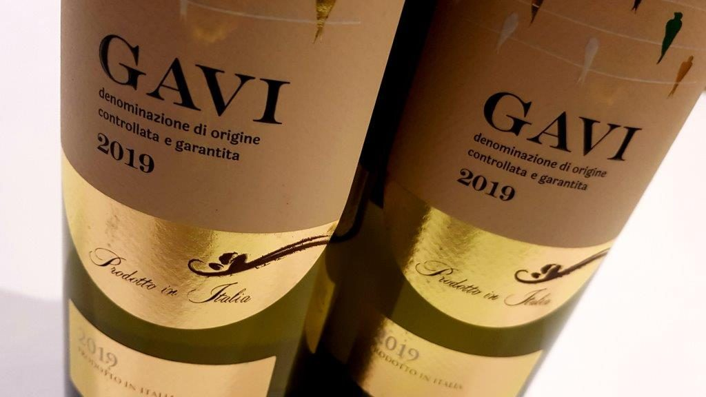 Vale Life Wednesday Wine Gavi 1