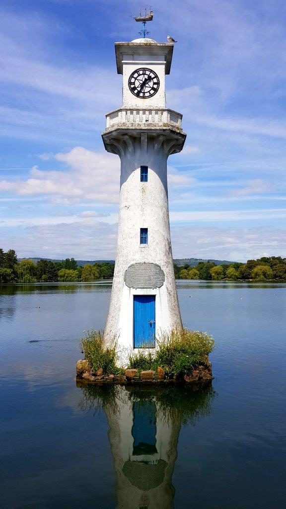 Roath Park City Life Cardiff Lighthouse