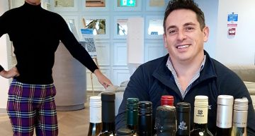 Meet Our Wednesday Wine Winner
