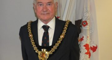 Cardiff's New Lord Mayor Installed