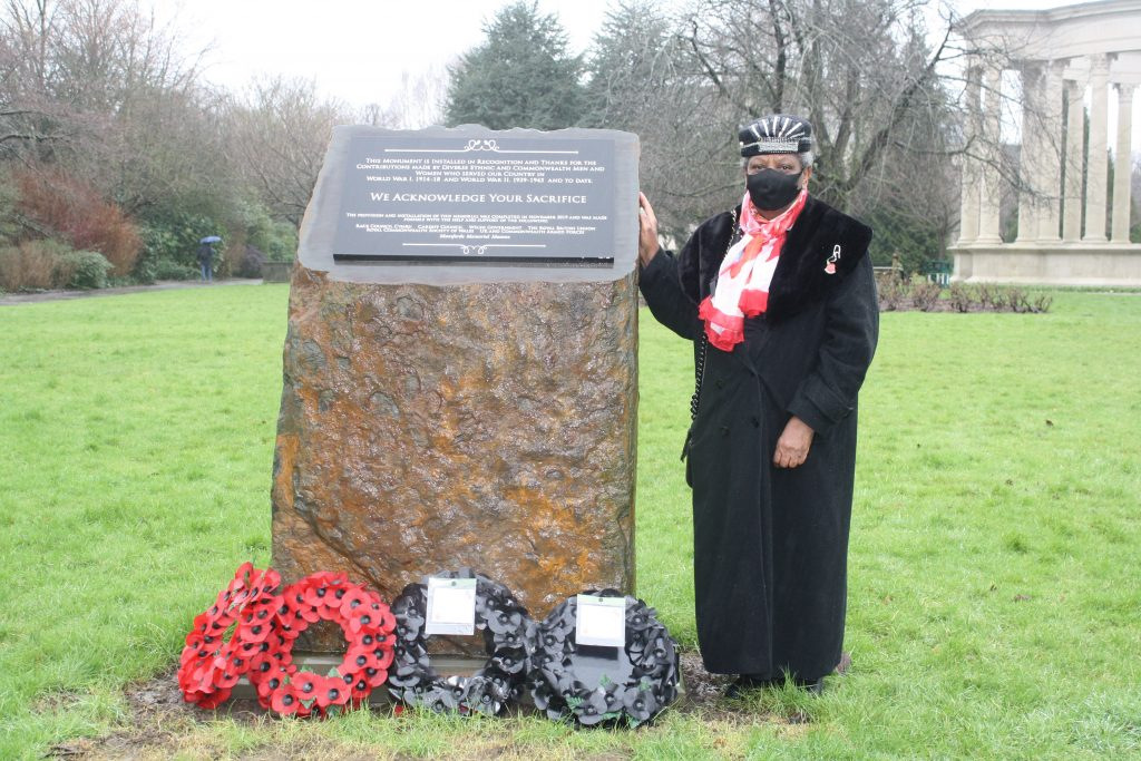 War memorial City Life Cardiff 2