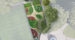 Refurbishment Of Play Areas Begins