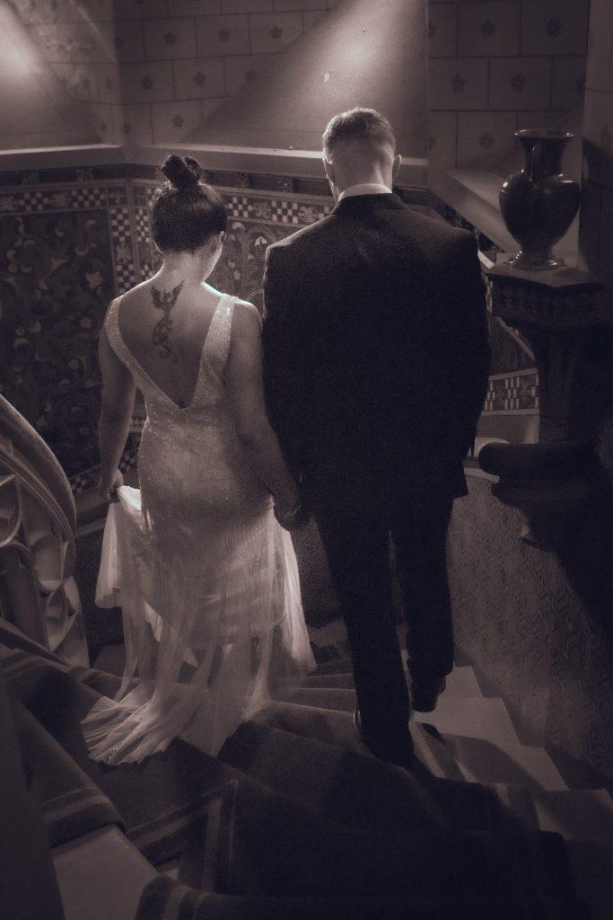 Peter de Snyder Wedding Photographer Cardiff