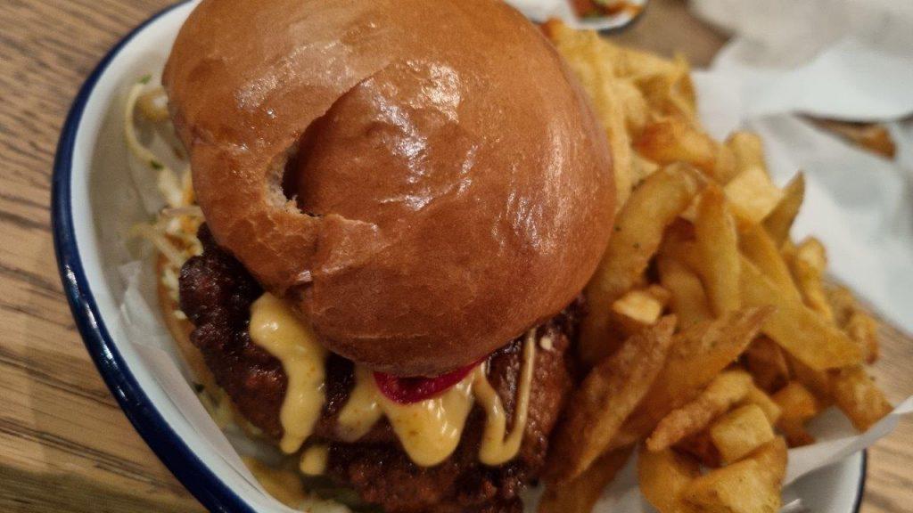 City Life Cardiff Honest Brother Thai Burger 3