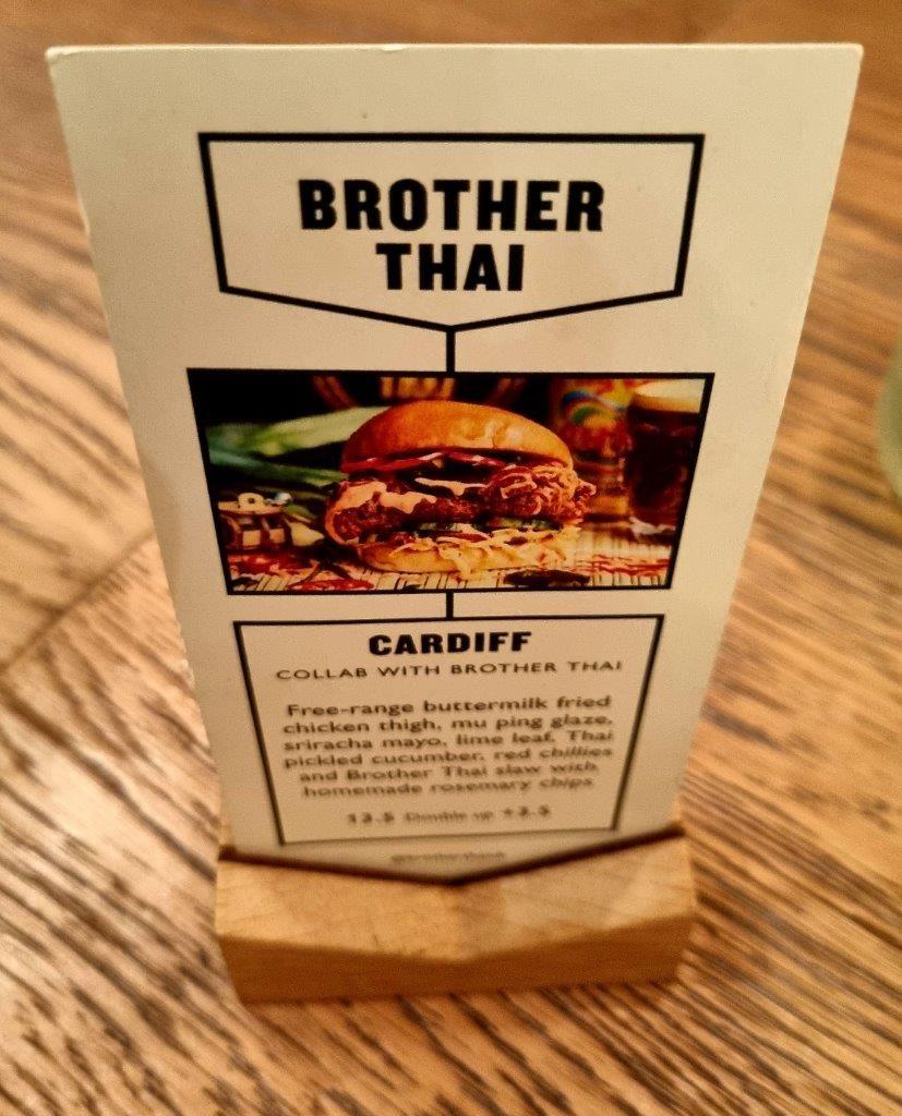 City Life Cardiff Honest Brother Thai Burger 6